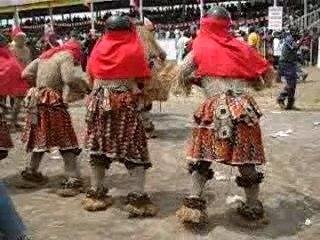 buéa dance