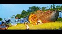 Jai Hind 2 Official Trailer Review | Arjun Sarja , Surveen
