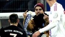 Ribéry agressé par un supporteur adverse à Hambourg
