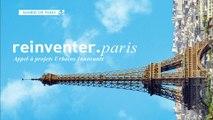 """Lancement de l'Appel à Projets Urbains Innovants """"Réinventer Paris"""""""