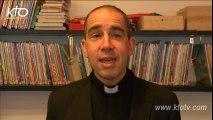 Père Matthieu Rougé : Le Synode sur la Famille