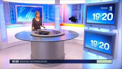 ACRO - Analyses en France après passage nuage de Fukushima - 05/04/2011 19-20 France3 Caen