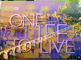 One Life To Live  Opening Titles Montage - Many Opening Credits