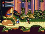 World of Illusion starring Mickey Mouse and Donald Duck - Gameplay - megadrive