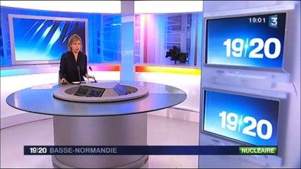 ACRO - Une catastrophe de type Fukushima possible en France ?  - 14/03/2011 - 19-20 France3 Caen