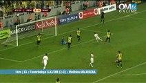 Fenerbahçe 2-2 OM :  Le but de Valbuena (82e)