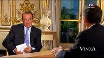 La véritable interview de Nicolas Sarkozy (parodie)