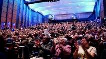 Les élus UMP du Var témoignent à l'issue du meeting de Nicolas Sarkozy à Toulon