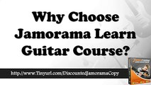 Jamorama vs Learn And Master Guitar And Jamorama or Learn And Master Guitar