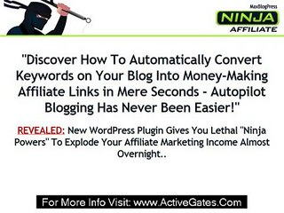 Be Part Of The Max BlogPress Ninja Affiliate Forum - video