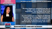 Maxene Magalona Gets Candid About Bad Breakups From Former Boyfriends