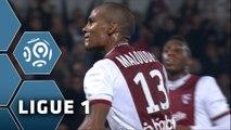 But Florent MALOUDA (90ème pen) / FC Metz - SM Caen (3-2) - (FCM - SMC) / 2014-15