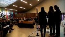 Messe d'A-Dieu d'Olivier Le Gendre - Accueil
