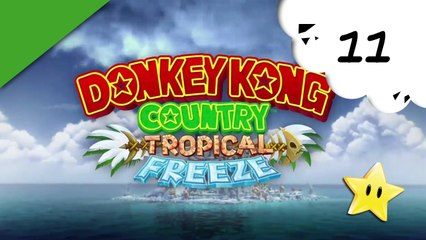 Donkey Kong Country Tropical Freeze - Wii U - 11
