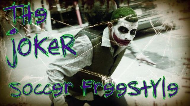 The Joker's Insane Soccer Skills in NYC