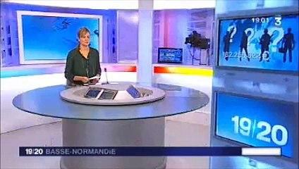 ACRO - Visite et formation d'un japonais à l'ACRO - France3 Caen 11/01/2012