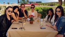 PICS Kardashians Celebrate Bruce Jenner's 65th Birthday | Kris Jenner DITCHES the birthday