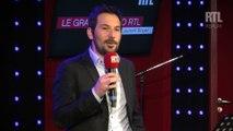 Régis Mailhot dans le Grand Studio Humour présenté par Laurent Boyer.