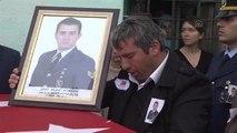 Şehit Astsubay Üstçavuş Aydoğdu'nun Cenazesi Toprağa Verildi
