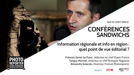 Information régionale et info en régions : quel point de vue éditorial ?