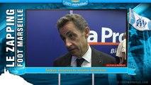 OM : Sarkozy amoureux du Vélodrome, Fabinho parle de Doria... Le zapping Foot Marseille !