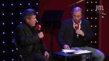 Philippe Chevallier et Régis Laspalès dans le Grand Studio Humour présenté par Laurent Boyer.