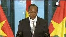 Burkina Faso: Blaise Compaoré terá abandonado o poder