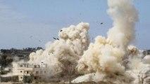 Egypt destroys hundreds of homes along Gaza border
