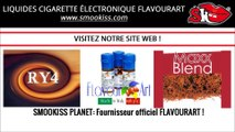 Liquides Flavourart Cigarette Électronique   www.smookiss.com