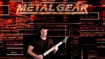 Metal Gear Solid - Main Theme (Metal/Rock Guitar Cover Remix)