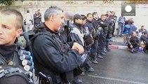 Incidentes en Jerusalén y Cisjordania en un viernes de oración de alto riesgo