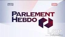 Parlement Hebdo : Emmanuelle Cosse, secrétaire nationale d'EELV
