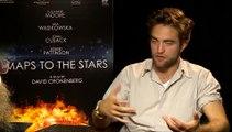 TIFF Press Junket MTTS Robert Pattinson Interview with Dork Shelf 09.09.2014 (only Rob)