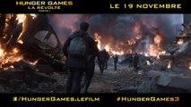 Hunger Games - La Révolte : Part 1 (2014) - Bande Annonce Finale [VOST-HD]