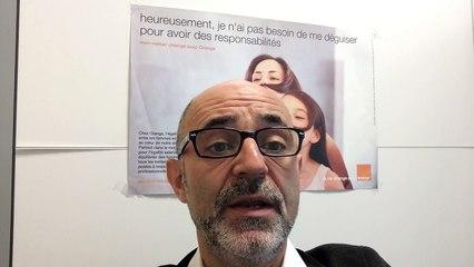 Laurent Depond, Directeur de la Diversité chez Orange