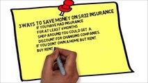 SR22 Insurance Cost, Best Tips for a Cheap SR22