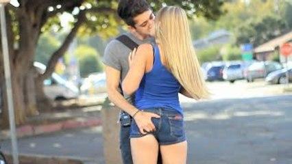 Kiss Prank