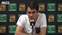 Tennis / Federer prend la porte à Bercy et vise Londres - 31/10