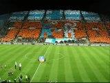 OM-Lyon : Les tifos