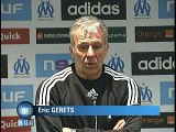Flash : Interview d'Eric Gerets