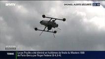 Grand Angle: Drones, alerte sécurité - 30/10