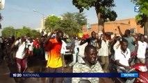 Burkina Faso : Blaise Compaoré quitte le pouvoir, le général Traoré le remplace