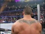 the Undertaker vs Bob Orton jr. & Randy Orton, WWE No Mercy 2005