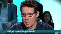 Mathieu Burnel sur la mort de Rémi Fraisse #CSOJ 31/10/2014