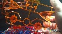 Unboxing: 1/144 HGBF Build Burning Gundam