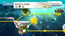 Super Mario Galaxy 2 - Monde 3 - Moulins à nuages : Chaos dans les nuages