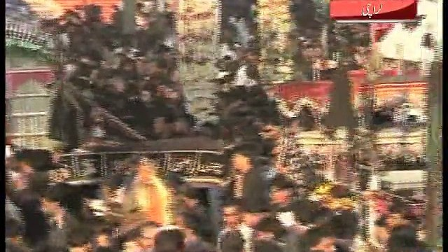 Dunya News - Muharram processions observed in Karachi, other cities