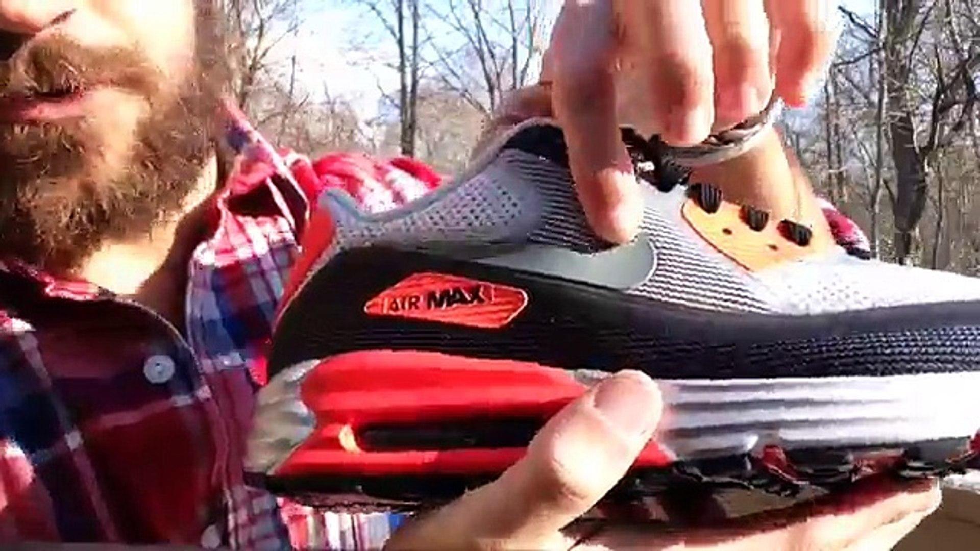 Nike Air Max Lunar 90 Review _ On Feet