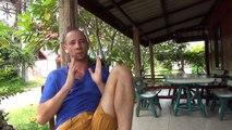 Sur la route des Arts Martiaux - Épisode # 9 Guillaume GAUTIER- Muay Thaï - Emerald Gym - Ao Nang