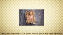 Pony Faux Flokati Fur Newborn Photo Props, Newborn Baby Photography Props - Newborn Photo Props, Long Fur, Basket Stuffer, Baby Props Review